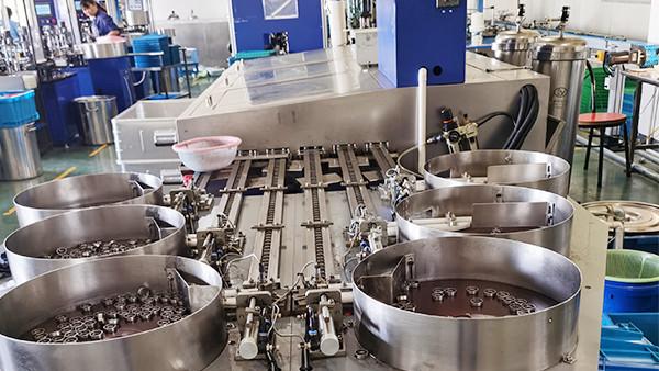 嘉时轴承-生产设备展示